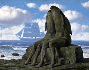 Rene Magritte, The Wonders of Nature